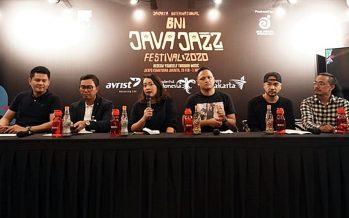 "Java Jazz Festival 2020, ""Redeem Yourself Through Music"", Tampilkan The Jacksons, Omar Apollo Dan Musisi Tanah Air."