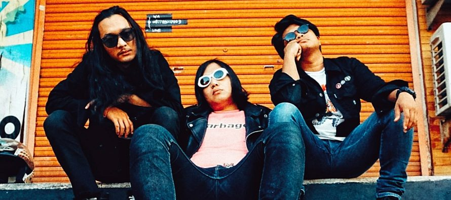 "SPEEDFUZZ, Band Heavy Metal, Rilis Single Perdana ""Mari Berpesta""."