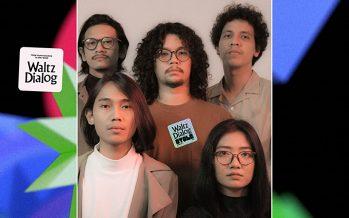 Debut Pertama Waltz Dialog Meluncurkan Single GLANCE Sebagai Bagian dari EP CYCLE