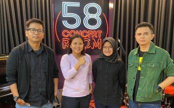 """Formasi Baru, Single Baru """"Jalan Kita Berbeda"""", BASE JAM Live At 58 Concert Room."""