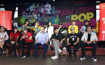 "Launching dan Pers Konperensi ""New Vibes of Pop""."