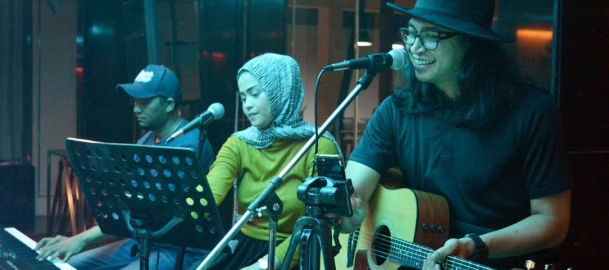 """Meriahkan """"Live Music Jauhi Narkoba"""", Duo """"Bagustik"""" Dan Musisi Senior """"Fadhil Indra"""" Ajak Sesama Musisi Untuk Lebih Kreatif dan Sehat."""