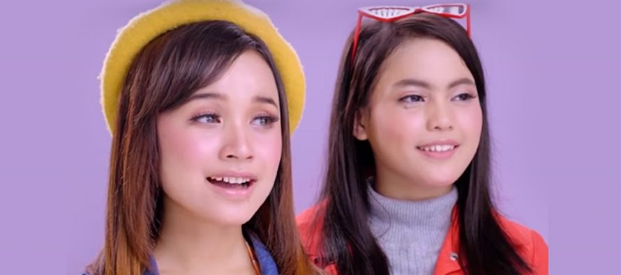 Putri & Tasya Rosmala Bagikan Kode Cinta.