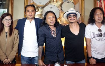 Supergroup Rock 80 Gelar Konser di Hard Rock Café.