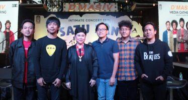 D'MASIV Merilis Kembali Single Populer Karya Guruh Sukarno Putra.