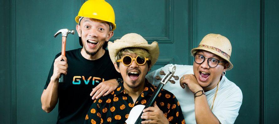 "Sajikan Cover Lagu 'April' Milik Fiersa Besari, ""Rocket Rockers"" Bikin Nuansa Baru."