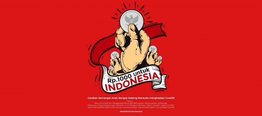 Gerakan Seribu Untuk Indonesia Gelar Live Streaming Reguler.