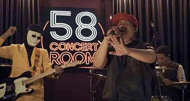 "Alternative HipHop Asal Jakarta, ""Cute Papa"" Tampil Seru di 58 Concert Room!"