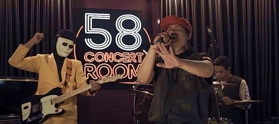 "Alternative HipHop Asal Jakarta, ""Cute Papa"" Tampil Seru di 58 Concert Room!"