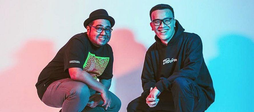 "Bantu Irama Nusantara, Suara Disko Bersama ""Diskoria"" Menggelar Pesta Vir-tual Bertajuk ""Siar Suara Gelombang Maya""."