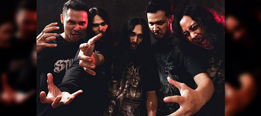 "Lima Tahun Pasca Album Egocentric Underneath of Horror, ""VISCRAL"" Death Metal Asal Bekasi Rilis ""IMPULSES TO KILL""."