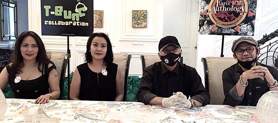 Bantu Jurnalis dan Pekerja Seni Terdampak Covid 19, Fariz RM Management dan T-Bunc Collaboration Salurkan Donasi.