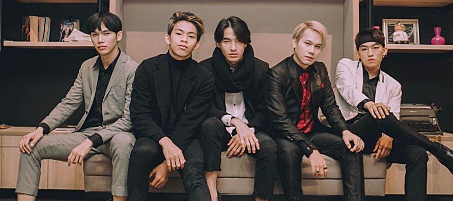 """Boys Group Asal Bandung, """"TGX"""" Dengan Debut Single Perdana """"Parasite""""."""