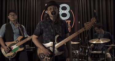 """""""ADANTHREE"""" Band Blues Rock & Roll, Live at 58 Concert Room."""