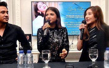 """Sukses Dengan Lagu Lathi, Sara Fajira kini keluarkan single terbaru berjudul """"I Miss You""""."""
