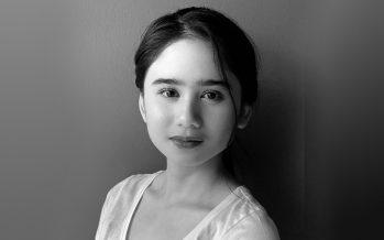 "Duta Termuda Tahun Ini Yang Menjadi Duta Festival Film Indonesia 2020, ""Tissa Biani""."