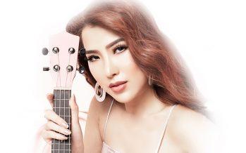 """Gunakan Lirik Tiga Bahasa """"Angela T"""" Rilis Single Terbaru Berjudul """"Yo I Can""""."""