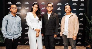 """Raisa"" dan ""Andi Rianto"" merilis single baru ""Bahasa Kalbu"" Bernuansa Full Orkestra."