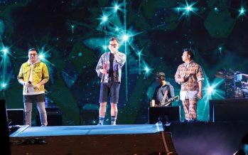 """KAHITNA"" Sukses Mengguncang ""Danamon Optimal New Live! Experience""."