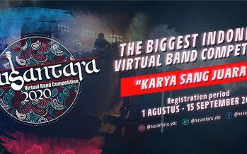 Nusantara Virtual Band Competition, Gebrakan Teranyar CKH ENTERTAINMENT.