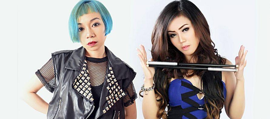 """Kolaborasi CJ dan Anggie Fairy Rilis """"Gunting Batu Kertas""""."""