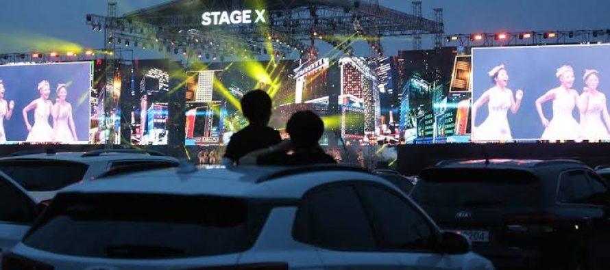 Berlian Entertainment Persembahkan Drive In Konser