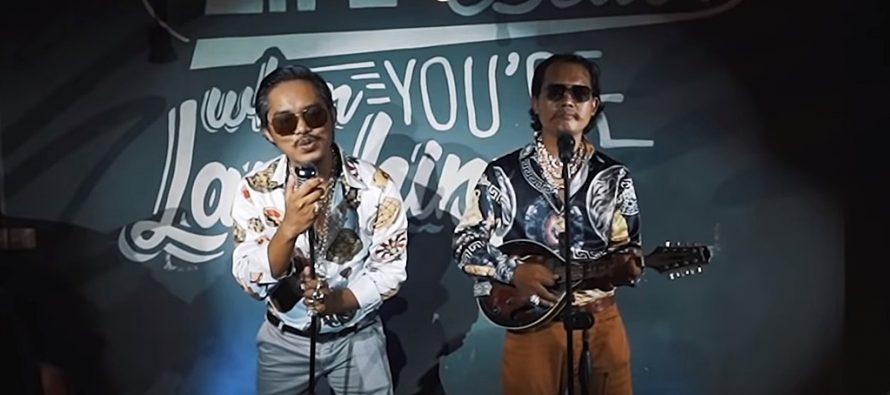 """Dua Seniman """"Lek Dahlan"""" dan """"Dodit Mulyanto"""". Rilis Lagu Komedi Berbahasa Jawa Berjudul """"Udut Kopi""""."""