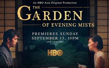 """THE GARDEN OF EVENING MISTS"" Mulai Tayang Di HBO GO dan HBO, 13 September."