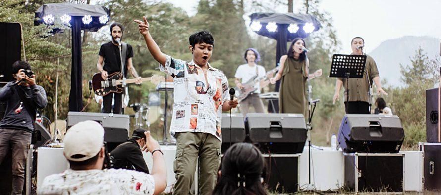 """""""It's Okay This 2020 Concert"""" Di Masa Pandemi, ATLESTA Sukses Gelar Konser Offline Di Alam Terbuka."""