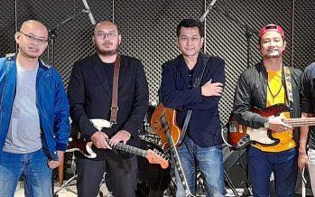 "Grup Band Pop Asal Jakarta ""SENS"" Melepas Single ""HaKaCi"", Daur Ulang Lagu Karya Lobow."