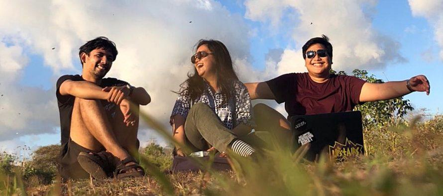 """""""Awan Hitam"""", Jadi Album Perdana Yang Disuguhkan Oleh """"Benten +62"""", Band Alternative Asal Bali."""