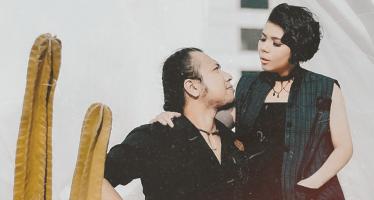 """""""ALINE & HANS""""  Sejoli yang Berkarya Bersama Rilis """"Cinta Sampai Mati""""."""