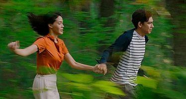 'AKHIRAT: A LOVE STORY' Film Panjang Perdana JASON ISKANDAR, Merilis Foto First Look Di Ideafest 2020.