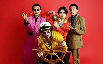 "Unit Surf Rock ""The Panturas"" Merilis Single Baru ""Balada Semburan Naga""."