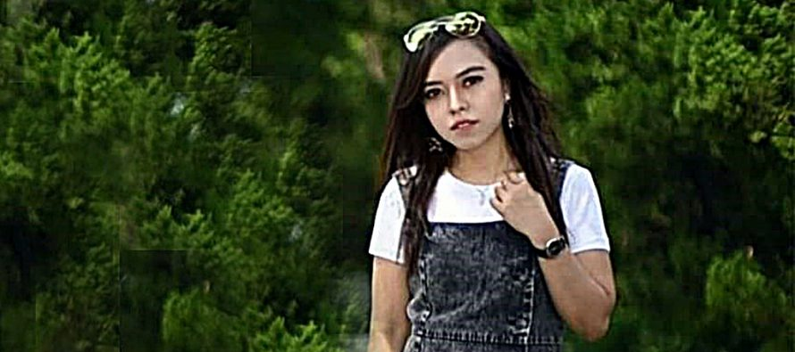 """Dara Kelahiran Kendal, Nurhida Rilis Single Dangdut Berkonsep Komedi Berjudul  """"Tak Portal Atiku Kanggo Koe""""."""