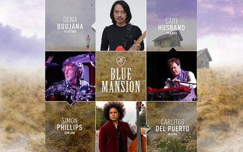"""""""Dewa Budjana"""" Merilis Single Kedua """"Blue Mansion"""" Dari Album Ke-12 'Naurora'."""