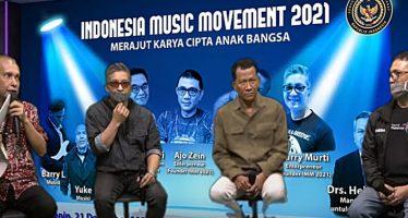 """Langkah Nyata """"Indonesia Music Movement 2021"""" Mematangkan Ekosistem Industri Musik Nasional."""