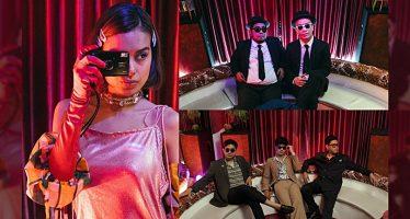 """Diskoria, Laleilmanino dan Eva Celia Berkolaborasi Dalam Sebuah Lagu Ber-judul """"C.H.R.I.S.Y.E."""", Terinspirasi Dari Legenda Pop Indonesia."""