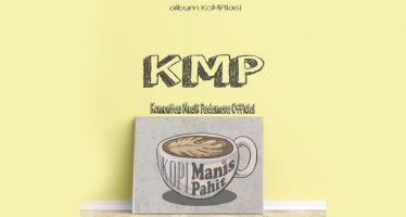 """Majukan Industri Musik Purbalingga, Komunitas Musik Padamara Rilis Album Kompilasi """"Kopi Manis Pahit""""."""