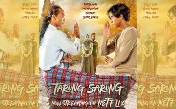 """Tarung Sarung"", Drama Aksi dengan Sentuhan Religi di NETFLIX."