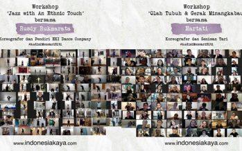 "100 Peserta Terpilih Program ""Mencari Siti"" Ikuti Serangkaian Kegiatan Untuk Maju Ke Tahap Selanjutnya."