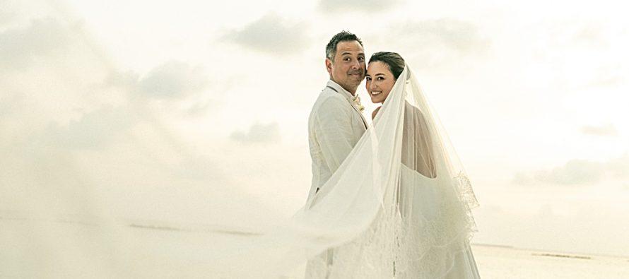 Julie Estelle Menikah Dengan Kekasih David Tjiptobiantoro Pada 25 Februari 2021.