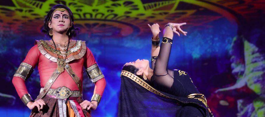 """Festival 44 """"Teater Koma"""", Suguhkan Saga Mahabarata Dalam Lakon """"Savitri""""."""