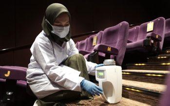 Cinema XXI Gandeng Nusantics Untuk Riset & Pastikan Udara Bioskop Aman.