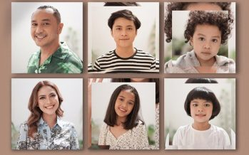 """Tahan Dulu"", Lagu Bertema Ramadhan dari ""Giring Ganesha & Family""."