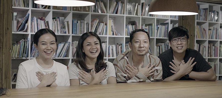 """Sejalan Dilepasnya Lagu """"Tenang"""" """"Yura Yunita"""" Mempersembahkan Sebuah Film Pendek."""