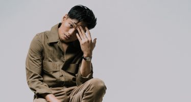 """Rendy Pandugo – """"see you someday (stripped version)""""."""