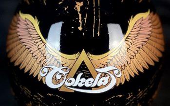 """COKELAT Rilis Helm Signature """"Sayap Garuda""""."""
