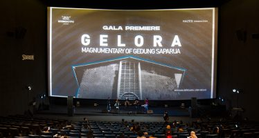 """Film Dokumenter """"Gelora: Magnumentary of Gedung Saparua""""  Kisah Sejarah Solidaritas Musisi Indonesia."""