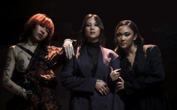 """Kolaborasi Terpecah Tahun Ini! Marion Jola, Danilla dan Ramengvrl Rilis """"Don't Touch Me""""."""